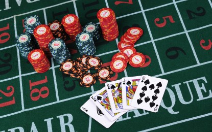 online casino slot games odds
