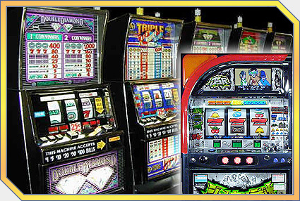 slot machine odds to win